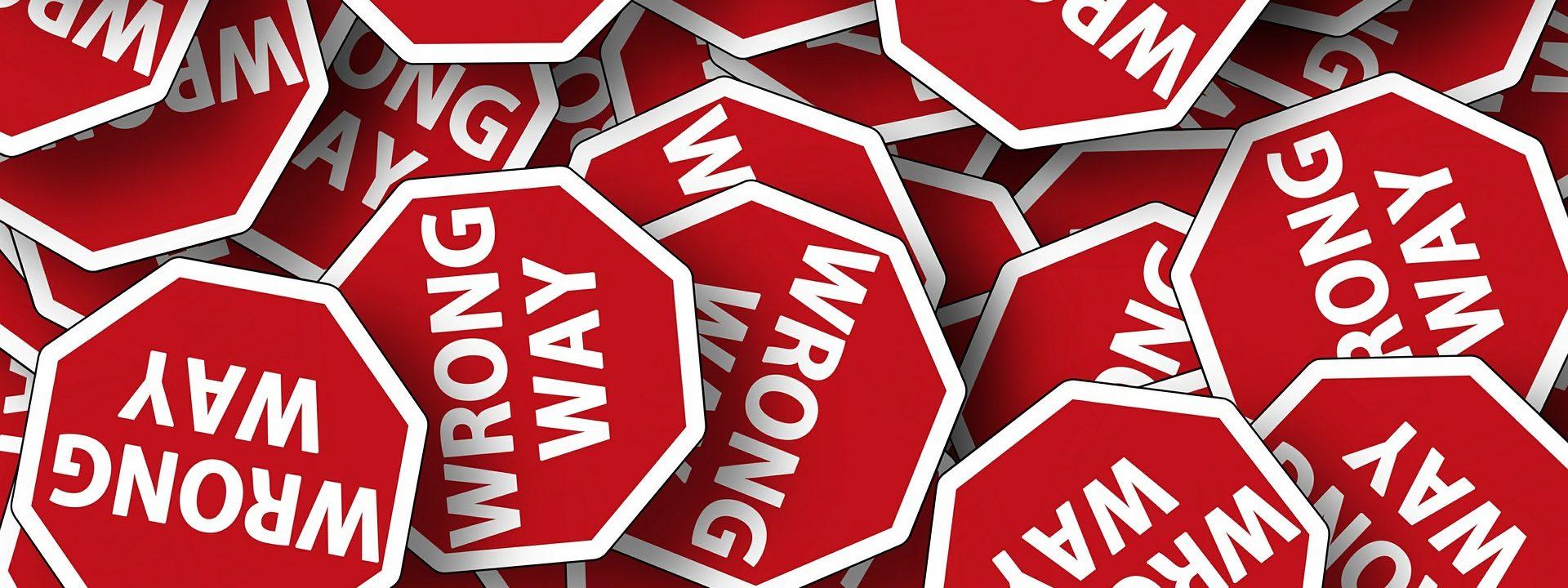 5 errores cognitivos que cometemos